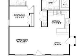 Rectangular House Plans Rectangular House Plans 3 Bedroom 2 Bath