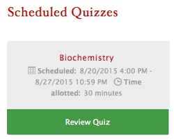 allow students to review quiz results finalsite support help center
