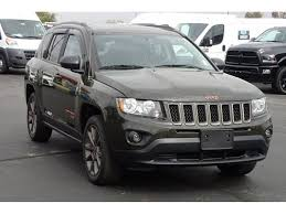 jeep sport green green jeep compass in illinois for sale used cars on buysellsearch