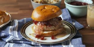 thanksgiving staples thanksgiving burgers turkey burger recipe