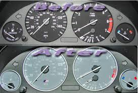 bmw speedometer bmw e38 e39 x5 and m5 instrument cluster repair lifetime warranty