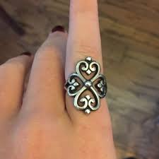 avery adorned hearts ring 67 avery jewelry avery adorned hearts ring from