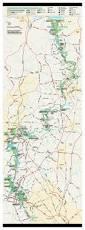 Atlanta Area Map Chattahoochee River National Water Trail