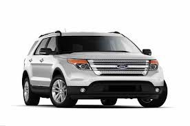 Ford Explorer Black - 2014 ford explorer black and white police suv additional images
