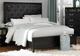 King Tufted Headboards Bedroom Surprising Bedroom Black Tufted Headboard King Glamorous