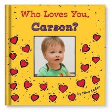 who you baby personalized board book callista s ramblings