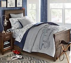Carson S Bedroom Furniture by Carson Bed Weathered Coastal Pottery Barn Kids Special Needs