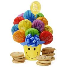 balloon delivery wichita ks best 25 cookie bouquet delivery ideas on cookie