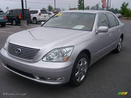lexus sedan 2005 2005 mercury metallic lexus ls 430 sedan 11355651 gtcarlot com