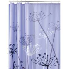 Purple Bathroom Curtains Purple Gray And Black Curtain For Shower Useful Reviews Of