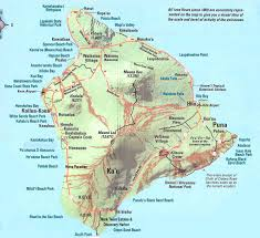 map of hawaii big island hawaii island map hawaii mappery
