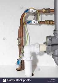 Smelly Kitchen Sink 86 Most Elaborate Earth Bonding Wires And Copper Pipes