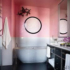 wandfarben badezimmer altrosa wandfarbe ein hauch romantik in den innenraum einfü