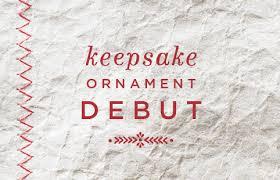 keepsake ornament debut october 1 2016 hallmark trek