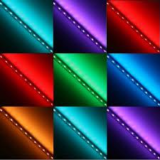 wireless multicolor led boat lighting kit waterproof 2