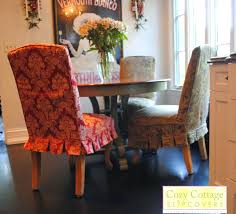 Chair Back Covers For Dining Room Chairs Dining Room Chair Covers Dining Room Room Slipcover Chairs