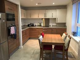 Kitchen Designers Glasgow by Apartment Full Modern Flat Glasgow Uk Booking Com