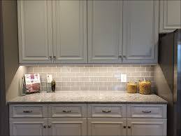Mirror Backsplash Kitchen by Kitchen Travertine Backsplash Design Ideas Granite Backsplash