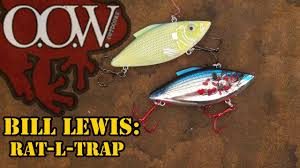 rattletrap lure lure review bill lewis rat l trap lipless crank oow outdoors