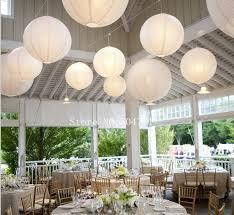 lanterne chinoise mariage pas cher 14 35 cm 10 pcs lot papier lanterne chinois ronde