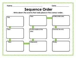 the 25 best sequence of events worksheets ideas on pinterest