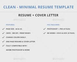 Clean Resume Template Word 10 Digital Resume Templates Free Pdf Word Psd