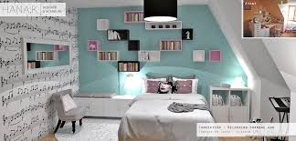 chambre ado fille bleu tableau pour chambre ado fille pour chambre tableau le awesome en