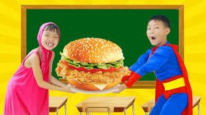 colors spiderman fishing sandwich pizza superman