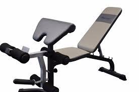 bench press u0026 squat rack lat pulldown row attachment fid bench