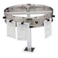 Stainless Steel Desk Accessories Dinnerware Table Accessories