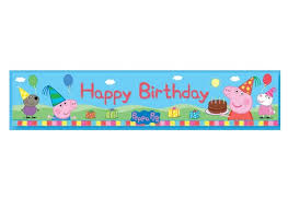 peppa pig birthday peppa pig party supplies sweet pea