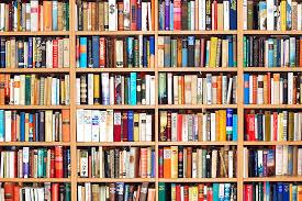 Second Hand Bookshelf High Quality Stock Photos Of