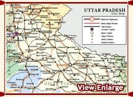 road map up uttar pradesh maps maps of uttar pradesh road map of uttar