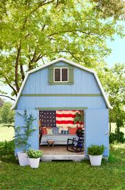 Garden Shed Blueprints Escape From Stress In Your Own Special She Shed