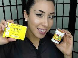 salicylic acid shoo for african american hair clear acne fast using sulfur youtube