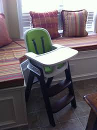 Oxo High Chair Taupe Walnut Oxo Tot Sprout High Chair Dishwasher Safe Baby Chair Oxo High