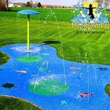 Do It Yourself Backyard Ideas by Best 25 Backyard Splash Pad Ideas On Pinterest Fire Boy Water