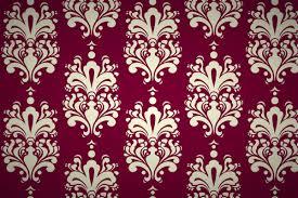 Wallpaper Patterns by Free Vintage Damask Wallpaper Patterns