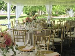 chiavari chair rentals chiavari chairs from a rented event atlanta chair rental