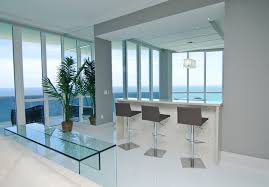 opalina glass modern living room miami by marble