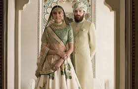 wedding collection sabyasachi has added new tropical to his destination