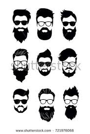 mens style hair bread beard stock images royalty free images vectors shutterstock