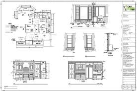autocad kitchen design magnificent autocad kitchen design autocad