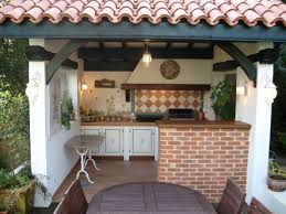 cuisine d été extérieure exteriors gardens plein air dining