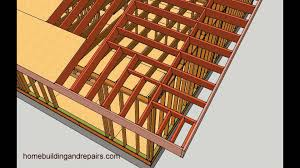 gamble roof how to make gable roof overhang longer engineering and framing