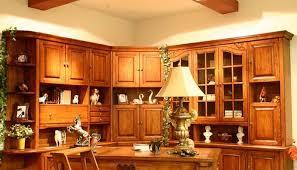 meuble de cuisine en bois massif meuble cuisine bois decoration interieur