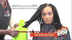 how do you curl cuban twist hair full tutorial on how to install mojito twist hair youtube