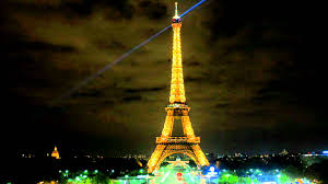 Beautiful Eiffel Tower by Wow Eiffel Tower At Night Perfect Moment Youtube