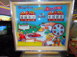 1964 chicago coin mustang em pinball machine pinball coins and