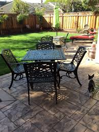 Outdoor Patio Furniture Reviews by Review Antique Bronze Outdoor Patio Furniture By Covington Cozy